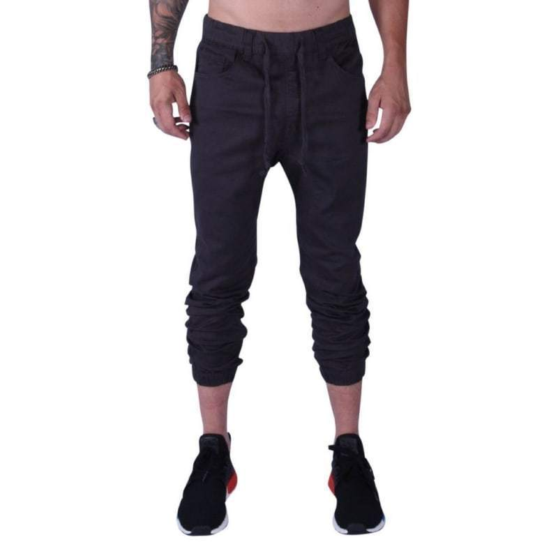 Men - Apparel - Pants - Chino Rich V3 Charcoal Jogger Fashion Madness