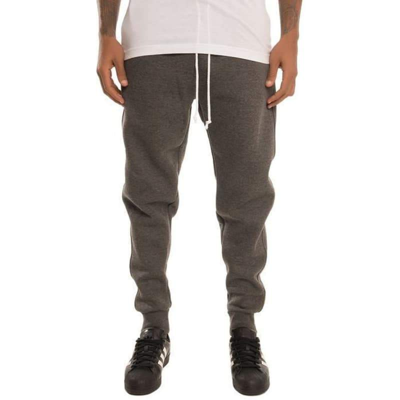 Men - Apparel - Pants - Skinny The Simply Butter Joggers in Charcoal Fashion Madness