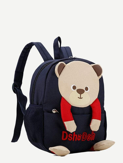 Kids - Boys - Bags Kids Bear Design Backpack fashion clothing accessories shoes jewelry
