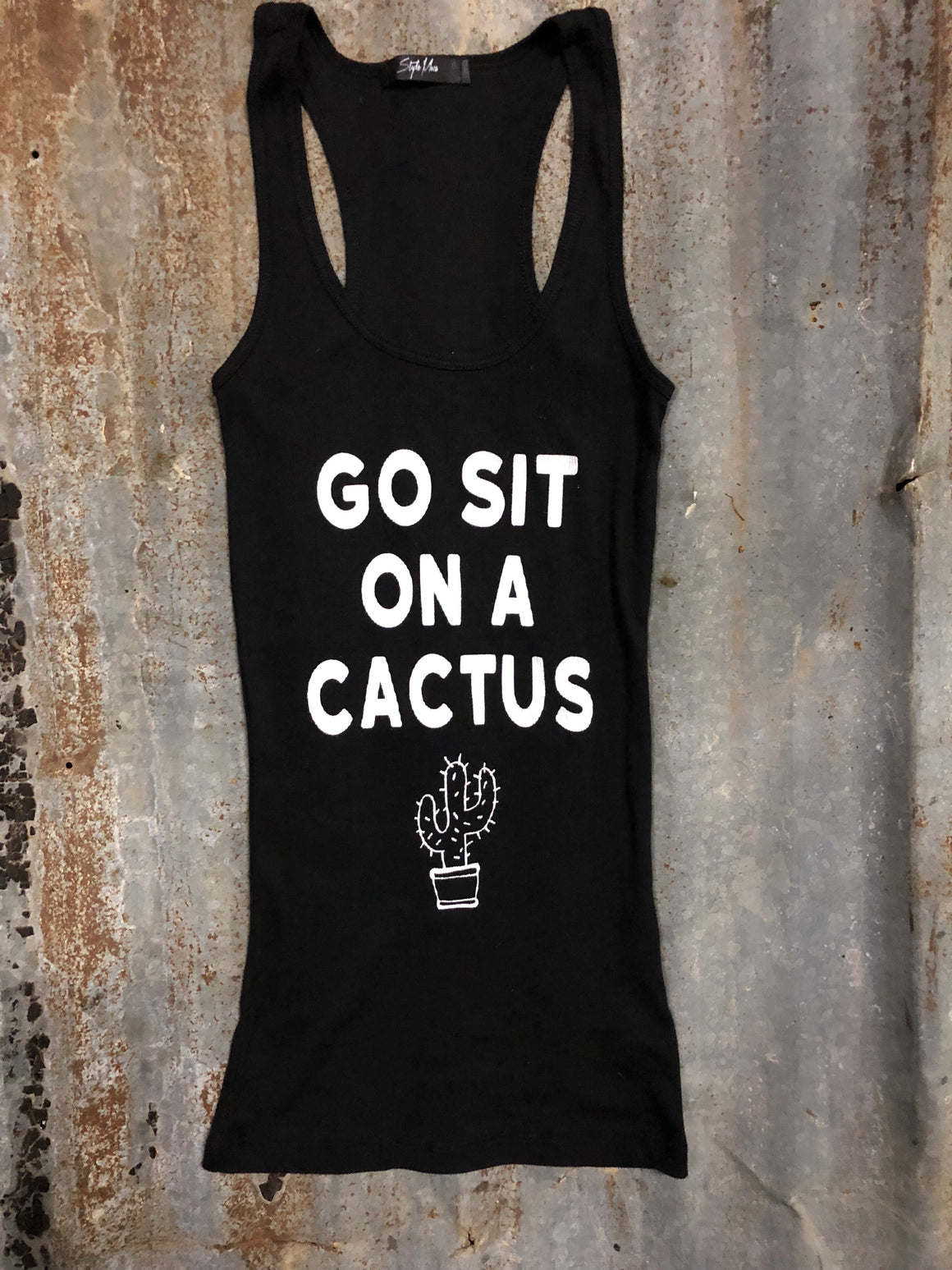 Sit on a Cactus