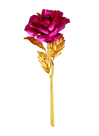 golden rose 24k rose cadeau saint-valentin