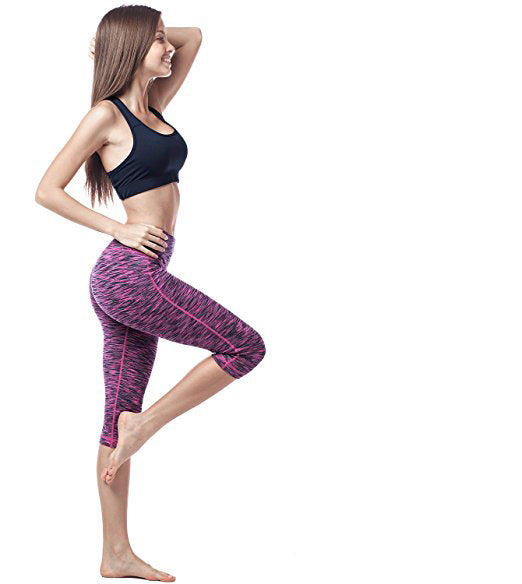 polyester legging yoga