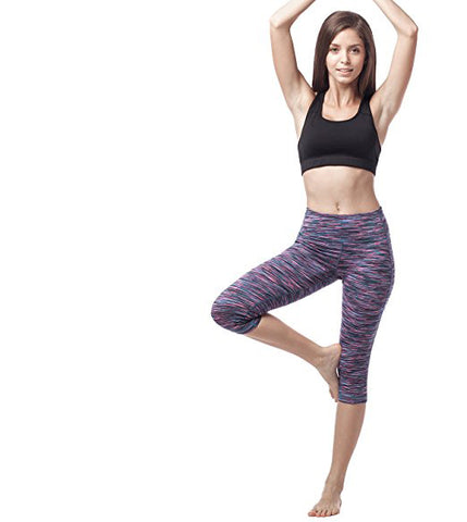 legging yoga mauve