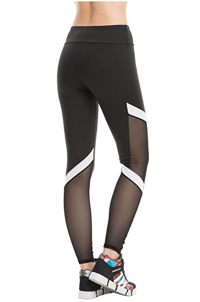 yoga legging noir