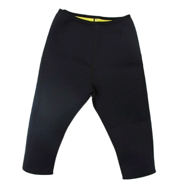 legging 3/4 repliant noir
