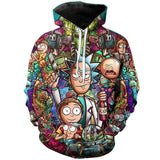 Cartoons by JML2ART - Novelty Hoodie