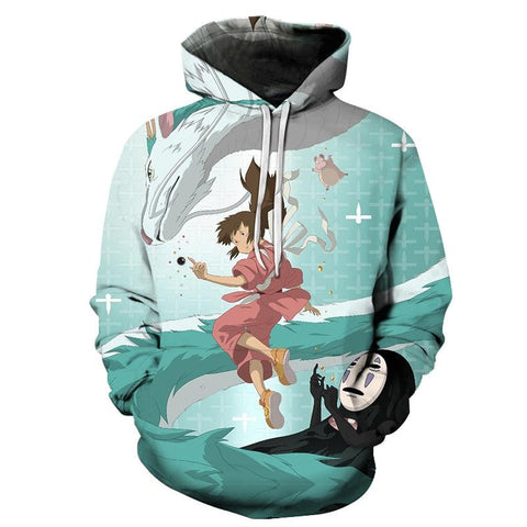 Spirited Away - Anime Hoodie