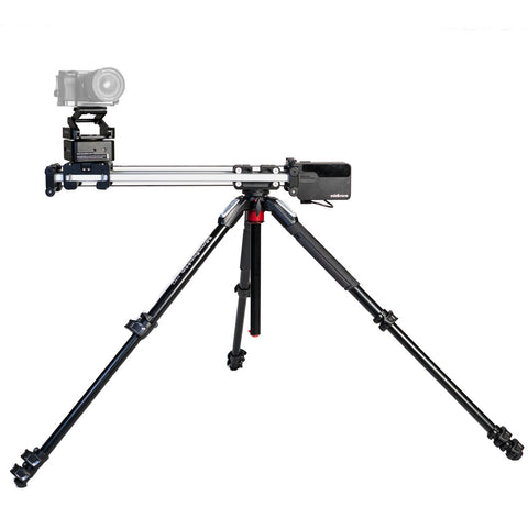 Edelkrone SliderPlus Long, HeadOne moottoroitu slider vuokraus Vakaamosta