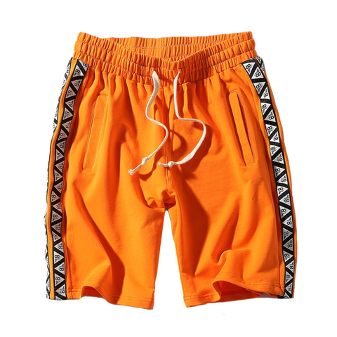 Hyper Cobra Shorts - Orange