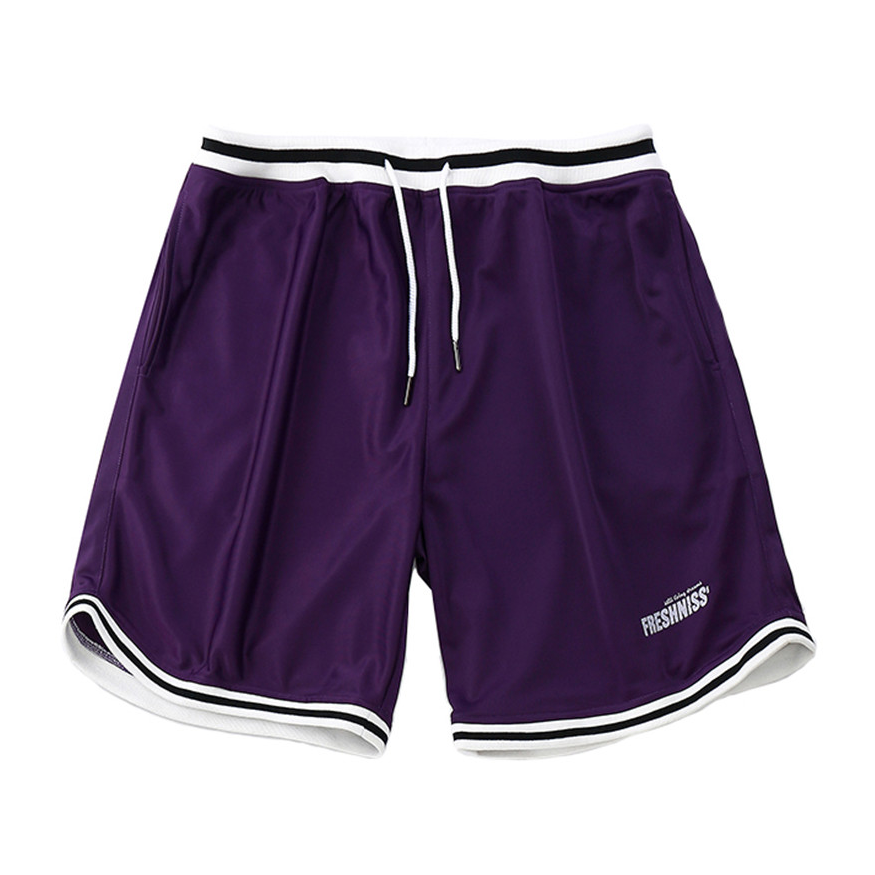 Fresh-Niss Shorts - Purple