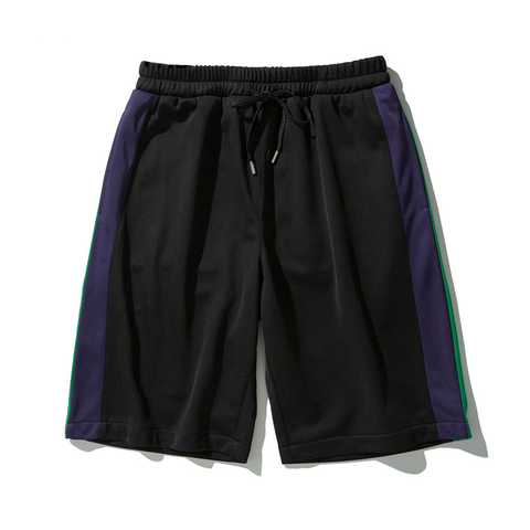 Two Face Shorts - Black