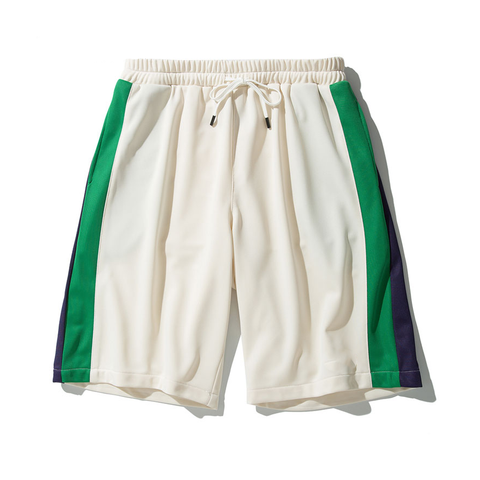 Two Face Shorts - White