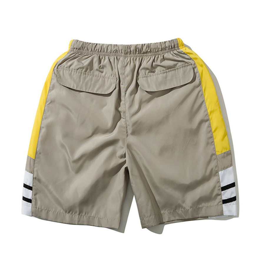 Black Smoke Shorts - Khaki