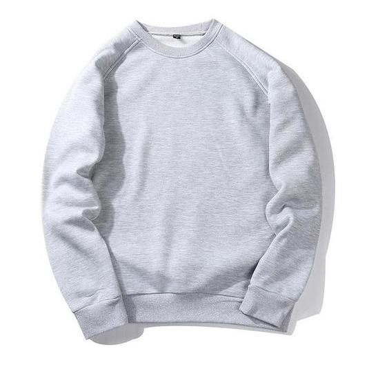 Cream Sweater - Gray
