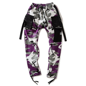 Tactical Camo Pants