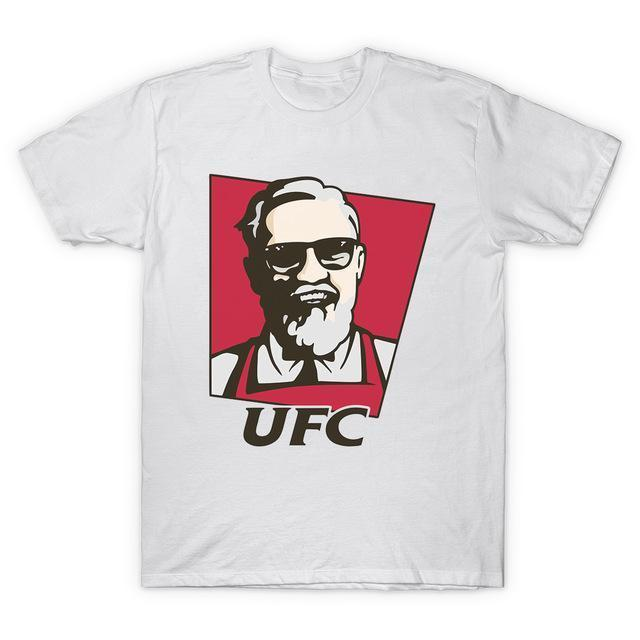Conor Tee - White