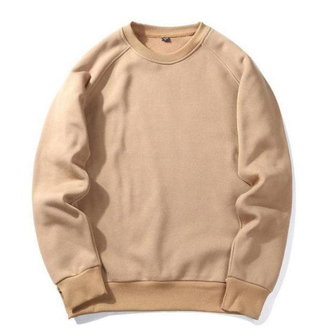 Cream Sweater - Beige