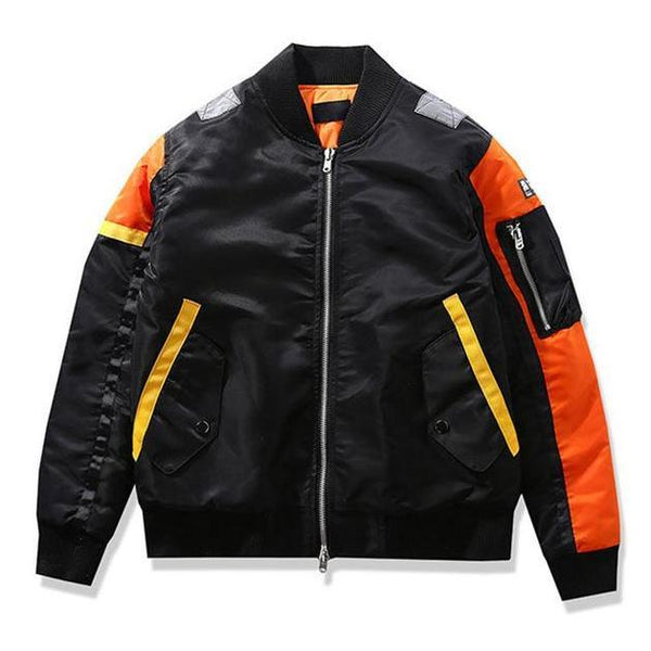 The Race Jacket - Black