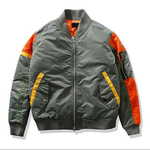 The Race Jacket - Gray
