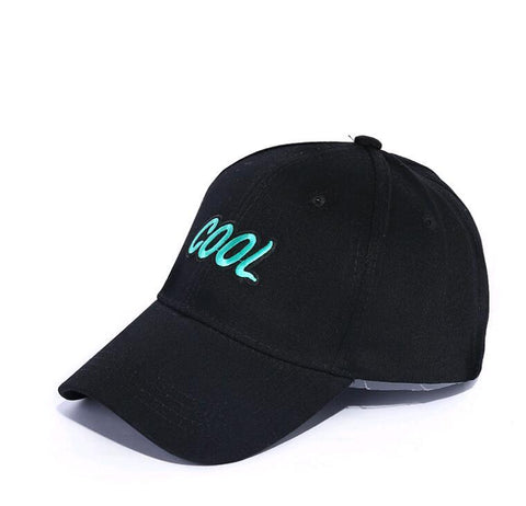 Cool Hat - Black