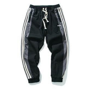 MX Track Pants - Black/Gray