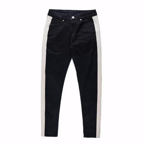 Track Denim - Black