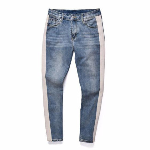 Track Denim - Blue