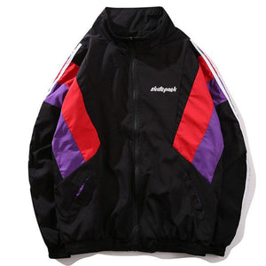 Skatepark Jacket - Black