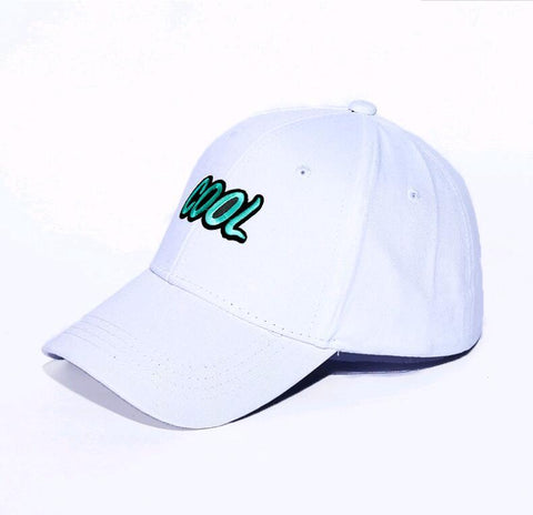 Cool Hat - White