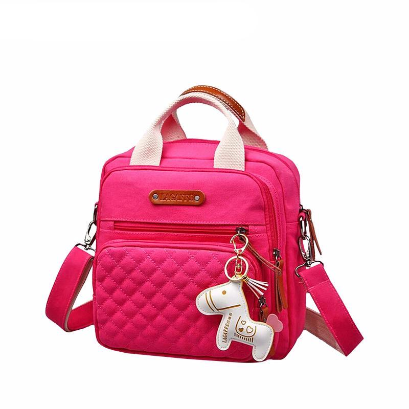 Colorful Mother Diaper bag