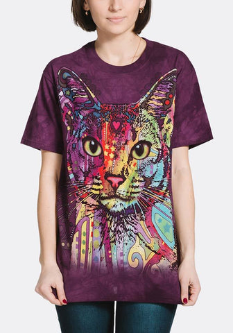Abyssinian T-Shirt - Only Cat Shirts
