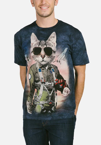Tom Cat T-Shirt - Only Cat Shirts