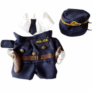 Policeman | Cat Costume
