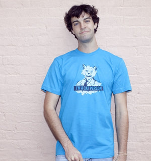 Cat Person T-Shirt - Only Cat Shirts