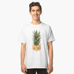 [ P I N E A P P L E _ P U N K _ K I T T Y]  Classic T-Shirt - Only Cat Shirts