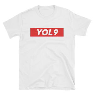 yol9 you only live 9 times tshirt