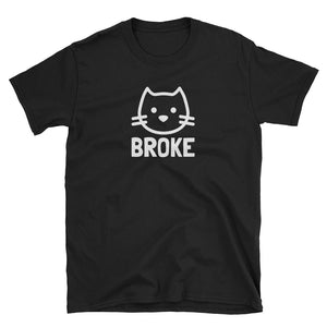 Broke Kitty Unisex T-Shirt