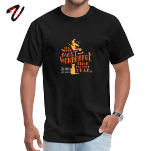 The Most Wonderful Time of the Year Halloween T shirt