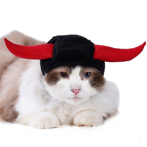 Bull Horns | Cat Costume