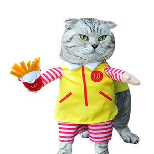 Ronald McDonald | Cat Costume