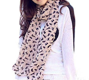 Cat Scarf - Only Cat Shirts