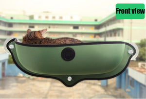 Purrfect Hammock Window Bed For Cats - Only Cat Shirts