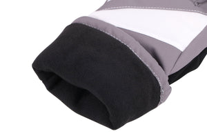Women's Storm Touchscreen Winter Gloves and Scarf Set (Grey)