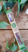 brush with bamboo, zero waste stocking stuffers, eco friendly christmas gifts