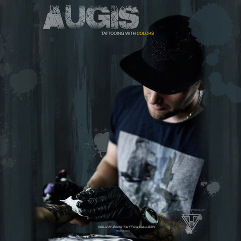 DIGITAL TATTOO SEMINAR by Augis