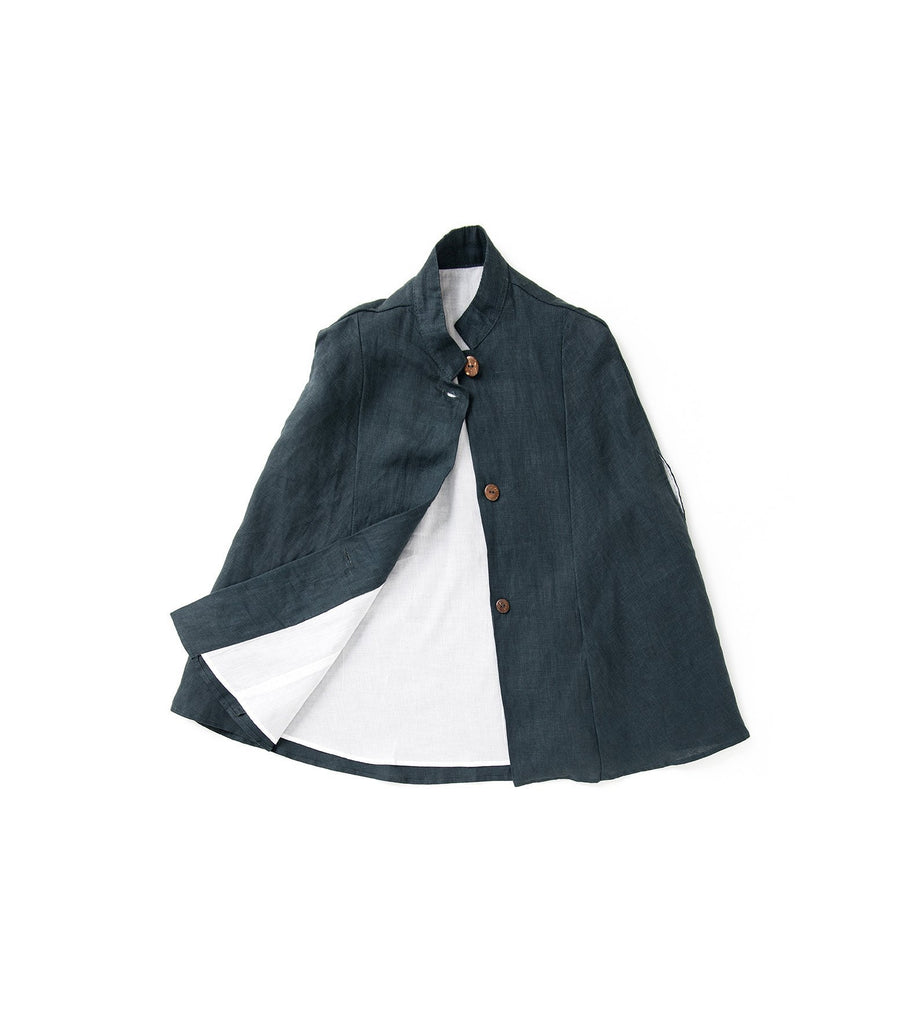 Linen cape kids cape kids clothes