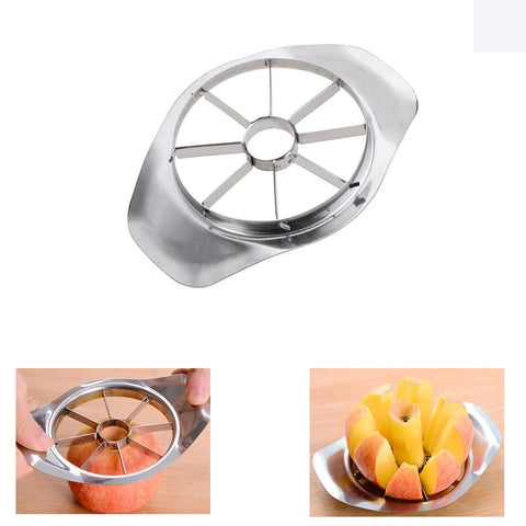 Stainless Steel Apple/Pear Cutter