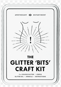 The Glitter 'Bits' Craft Kit