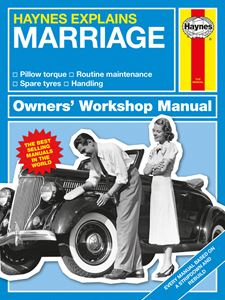 Book - Haynes Explains Marriage