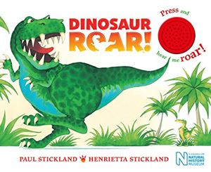 Book - Dinosaur ROAR!! (sound book)